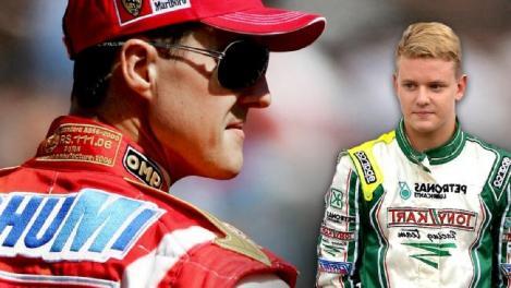 """""""Știu că el mă vede și, mai ales, mă aude!"""" Fiul lui Michael Schumacher face un gest emoționant la 25 de ani de când tatăl său a câștigat prima cursă de Formula 1"""