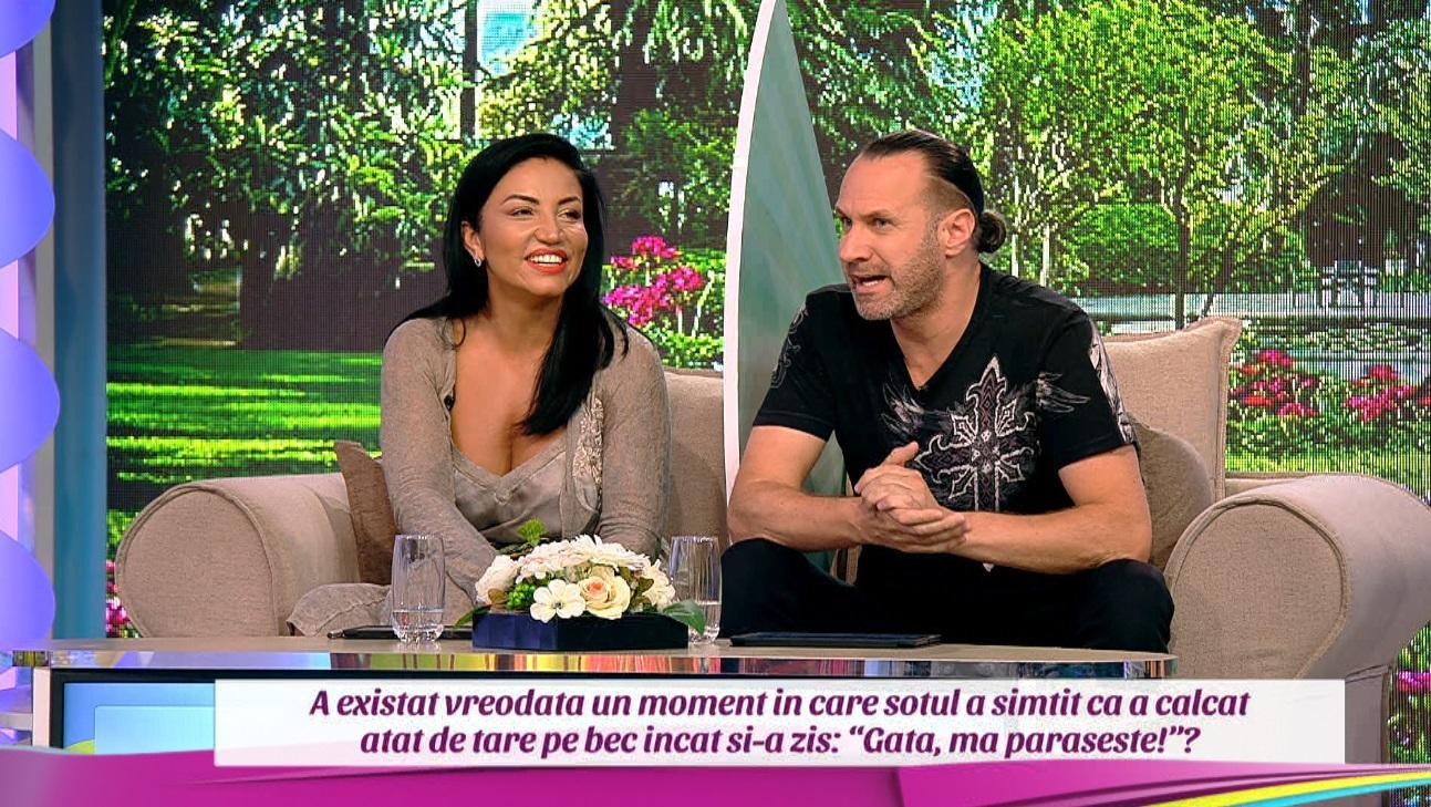 """Alin și Larisa Oprea, despărțiți de copii! Cei doi fac mărturisiri emoționante despre viața lor la """"2k1""""!"""