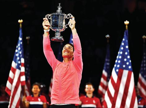 """""""Regele Zgurii"""" cucerește și hardul de la Flushing Meadows! Rafael Nadal, noul campion de la US Open"""