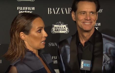 """Știm că Jim Carrey e ciudat, dar acesta este cel mai bizar interviu acordat de el vreodată: """"Noi nu contăm în lumea reală"""""""