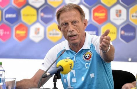OFICIAL: Christoph Daum nu mai este selecționerul naționalei de fotbal a României