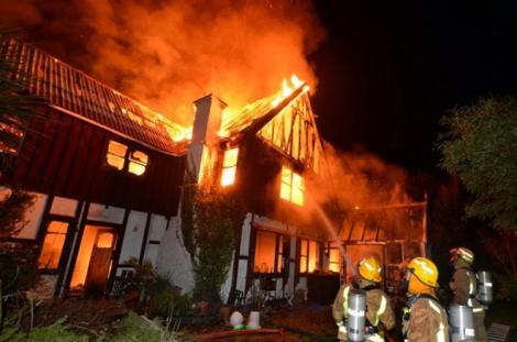 CRONOLOGIA TERORII! Incendii produse la locuințe și imobile în România! Au ars clădiri din temelii, bunurile s-au făcut scrum, iar vieţi au fost răpuse