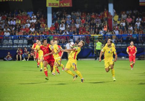 """Nicio surpriză la Podgorica: Muntenegru - România 1-0! Jovetic pune bomboana pe coliva unei campanii dezastruoase a """"tricolorilor"""""""