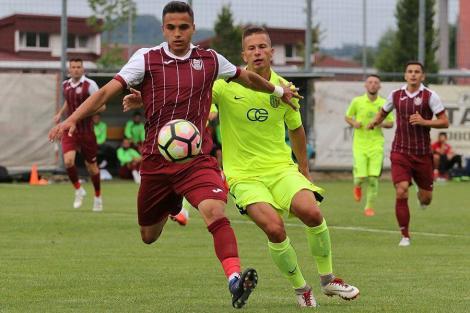 Transferul anului din Liga 1 ? Cristian Manea, fundașul dreapta al celor de la CFR Cluj, foarte aproape de un transfer la AS Roma