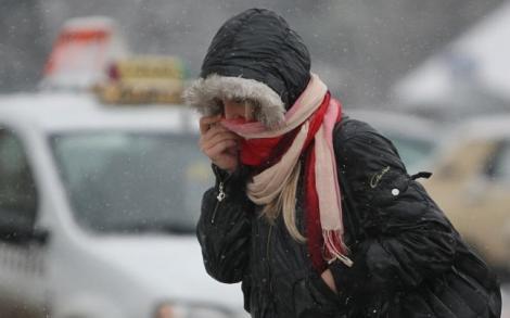 Vremea 11 Ianuarie. Atmosferă mohorâtă în București. Sunt așteptate precipitații