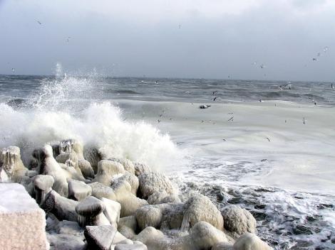 Vremea 11 ianuarie în Constanța. Se anunță temperaturi scăzute și precipitații