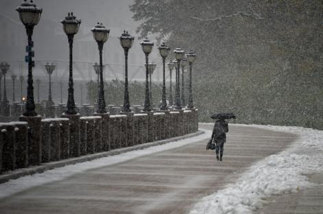 Vremea 11 ianuarie. Unde ninge în România