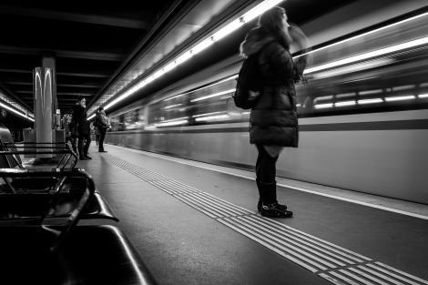 Când vom putea ajunge cu metroul la aeroport? Anunț oficial