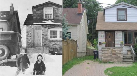 1959 și 2014! Fotografii cu locuri realizate la peste cinci decenii distanță cu unul dintre cele mai frumoase orașe din lume. Reconstituiri INEDITE, demne de opere de artă