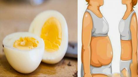 Dieta minune cu ouă te slăbește și pe tine! Dai jos 13 kilograme în 10 zile fără efort