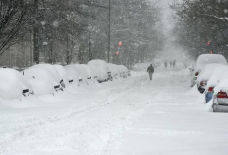 Vremea 20 ianuarie. Ninsori puternice în România! Avertismentul meteorologilor