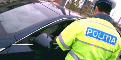 Atenție, șoferi! Acestea sunt zonele în care polițiștii vor sta cu ochii pe trafic!