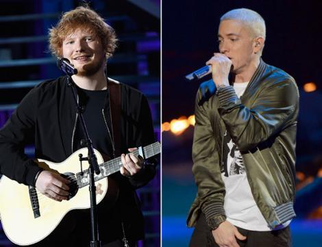 Ed Sheeran a scos o super piesă cu Eminem și milioane de oameni s-au îndrăgostit deja de ea! Cum sună melodia