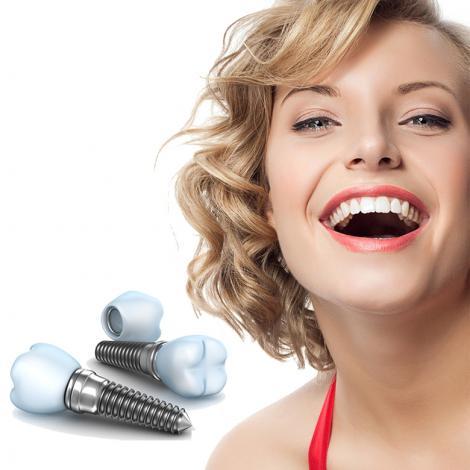 O dantura noua pentru noul an! Implantul dentar Fast&Fixed te scapa de vechile proteze