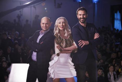 """Andreea Bălan, Nicolai Tand şi Cosmin Seleşi sunt juraţii emisiunii """"Ie, Românie"""", prezentată de Mircea Radu! Ce pregătesc vedetele!"""