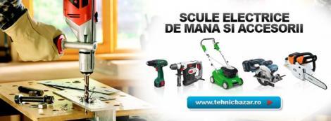 Tehnic Bazar - de 24 de ani distribuitorul de scule electrice al românilor