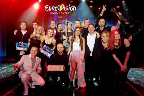 Eurovision 2018. Câştigătorii celei de-a doua semifinale