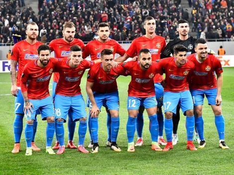 """Un oficial de la FCSB a dezvăluit primul """"11"""" pe care Nicolae Dică îl va folosi în meciul cu Gaz Metan Mediaș, din etapa a 23-a a Ligii 1"""