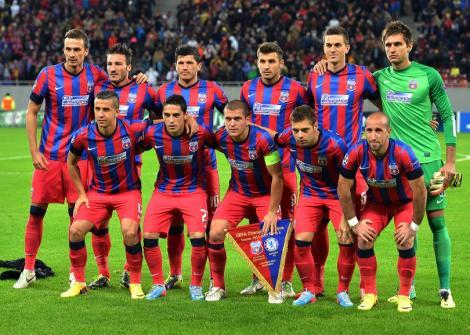 Dezastru pentru ex-jucătorii FCSB! Încă unul e OUT de la echipă! Istoria jucătorilor români care nu fac față la echipele importante din Europa