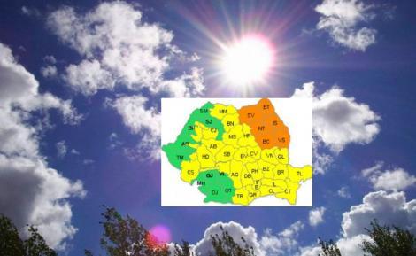 Vremea 2 octombrie. Prognoza meteo cu soare și temperaturi ridicate