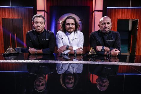 """Din 29 și 30 octombrie, la Antena 1, chefii se întorc pe micile ecrane, cu cel de-al șaselea sezon """"Chefi la cuțite"""""""
