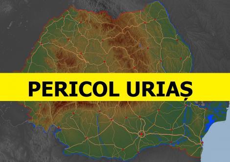 """România, într-un PERICOL uriaș! Specialiștii trag un semnal de ALARMĂ! """"Se va întâmpla..."""""""