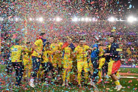 """S-a întâmplat după mai bine de 20 de ani!  România s-a calificat la turneul final al Campionatului European """"under 21"""""""