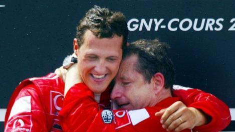 """Şi-a luat adio de la Schumacher: """"E un capitol incheiat!"""". Fostul său manager a făcut anunţul trist!"""