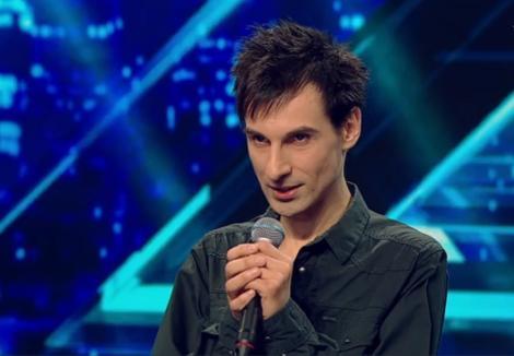 """A venit, a văzut, a plecat! Moment FĂRĂ PRECEDENT la """"X Factor""""! Sasha Bognibov a părăsit scena înainte de a cânta"""