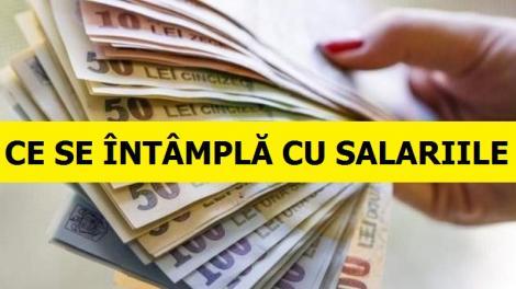 """ANUNȚUL care schimbă TOT! Când cresc, de fapt, salariile românilor! """"În niciun caz..."""""""