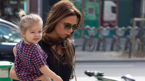 """Ce nu are voie fetița Victoriei Beckham să facă! Vedeta este foarte strictă: """"Trebuie să faci cum spun, nu ce am făcut eu! """""""