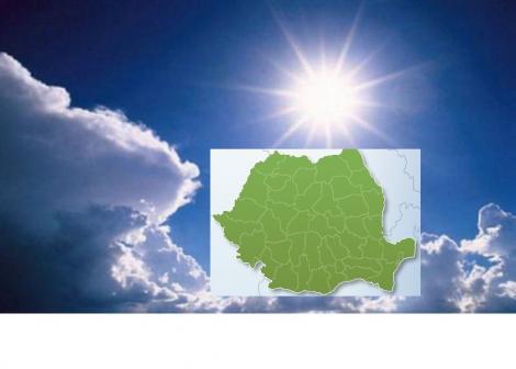 Vremea 26 octombrie. Prognoza meteo cu temperaturi ridicate și soare azi