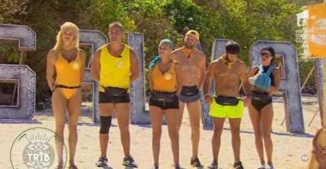 """Ultima bătălie pentru SALVARE! Lemurii și Cameleonii se bat pe """"Cufărul scufundat"""". Ce echipă a scăpat de nominalizare?"""