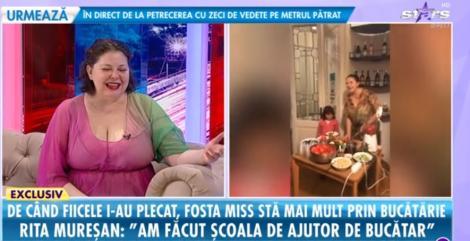 """Ce se întâmplă cu Rita Mureșan? Fosta Miss România nu poate să SLĂBEASCĂ, chiar dacă este vegetariană! """"Fac doar ce simt"""""""