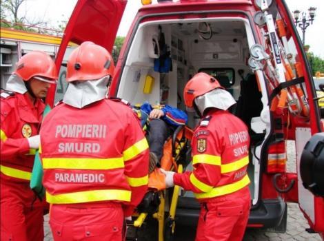 ULTIMĂ ORĂ: Șapte persoane, duse de urgență la spital, de la o pensiune! Ce s-a întâmplat