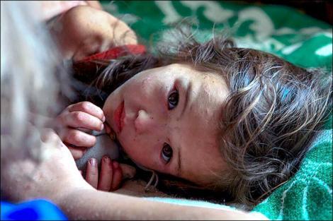 Supraviețuire MIRACULOASĂ! Povestea fetiței care a fost pierdută 2 săptămâni în taigaua siberiană