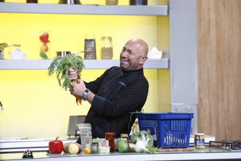 """Chefii părăsesc masa jurului și se apucă de gătit în MAREA PREMIERĂ a noului sezon """"Chefi la cuțite"""""""