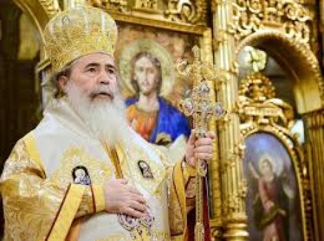 Noiembrie 2018. Ce înalt patriarh vine la primul hram al Catedralei Neamului