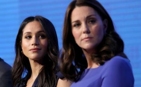 Rivalitate la Casa Regală! Kate Middleton își intră în drepturi și a întrecut-o pe Meghan Markle. Cum a reușit