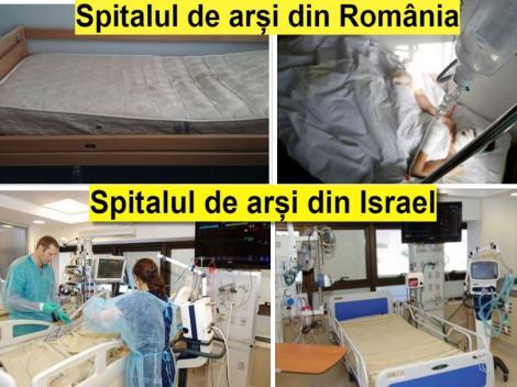 Ce se întâmplă în spitalele de ARȘI din alte țări. Declarația unui supravuiețuitor din Colectiv SALVAT într-un spital din Israel pune la pământ România