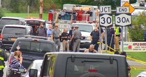 CARNAGIU pe carosabil, provocat de o limuzină! 20 de oameni au murit