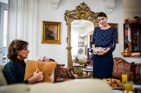 """Ce spune Cosmina Dobrotă despre replica ei celebră din """"Fructul oprit"""": """"Este frumos că a ajuns la oameni"""""""