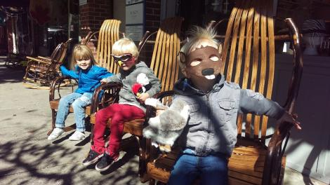 Costume de Halloween pentru copii - 5 Idei pentru costumații