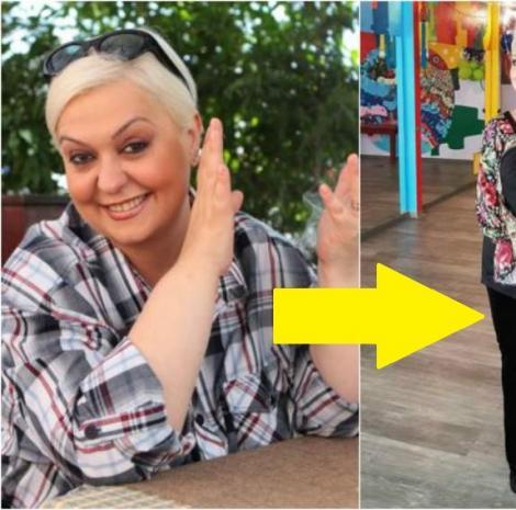 DE NERECUNOSCUT! Cum arată Monica Anghel după ce a slăbit aproape 30 de kilograme!