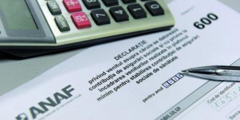 Datorii Fisc. Ce trebuie să facă românii care primesc decizie de impunere de la ANAF