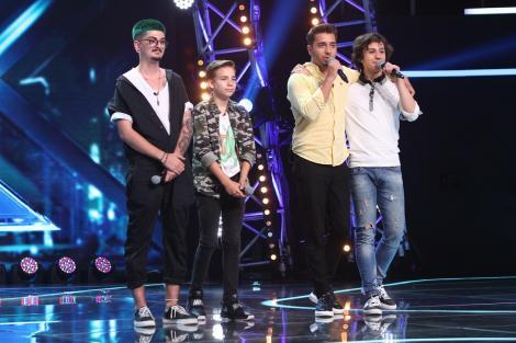 """Carla's Dreams și-a ales concurenții pentru duelurile """"X Factor"""": """"Are toate șansele să câștige! Orice ar face, el este artist!"""""""