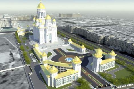 Mai mulți bani pentru Catedrala Mântuirii Neamului! Suma uriașă care va mai fi alocată