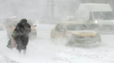 Vremea 19 noiembrie. Prognoza meteo anunță ninsori puternice și viscol