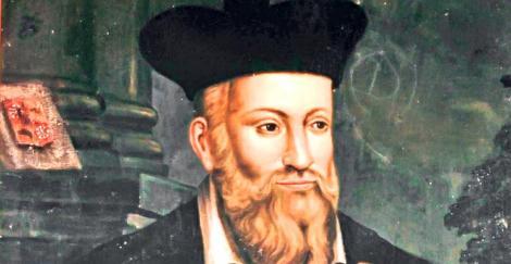 """Profetiie lui Nostradamus sunt înfiorătoare: """"Până în 2023 se vor adeveri! Biserica va cuceri Omenirea"""""""