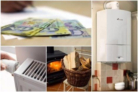 Ajutoarele de încălzire s-ar putea majora: Câți bani va primi o familie, lunar, de la stat